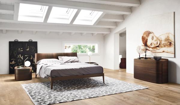 camere da letto in legno