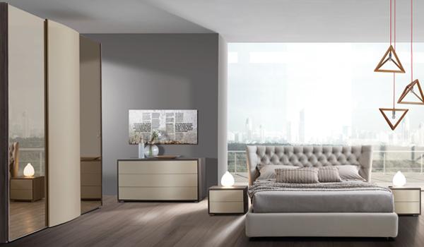 design moderno per le tue camere da letto