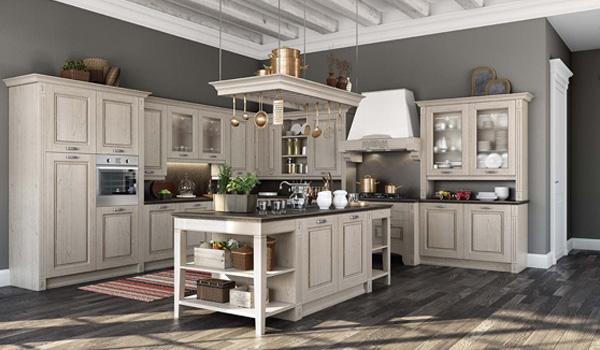 cucine classiche e cucine moderne, angolari e componibili